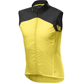 Mavic Cosmic Wind Bike Vest Men yellow/black